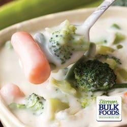 natural cream soup base