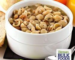 Pasta & Bean Tuscany Soup