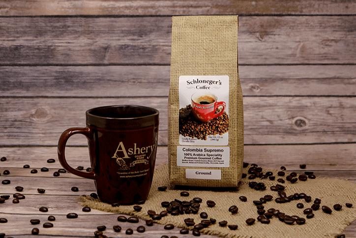 Bulk Foods Tea and Coffee Holmes County Ohio