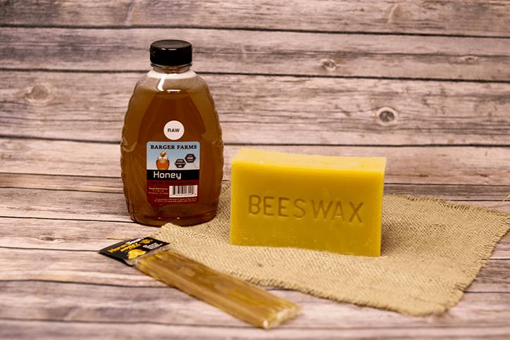 honey syrup at bulk food store Columbus Ohio